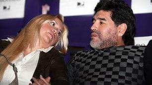 L'ex di Maradona: «Il sesso orale di Diego è da 8»