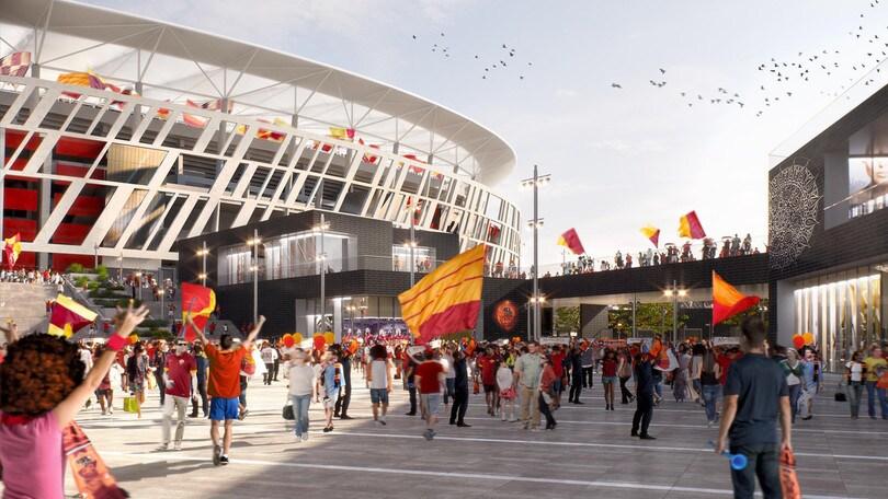 Stadio Roma, si riparte: 15 giugno nuova deadline. «Prima pietra: 2018»