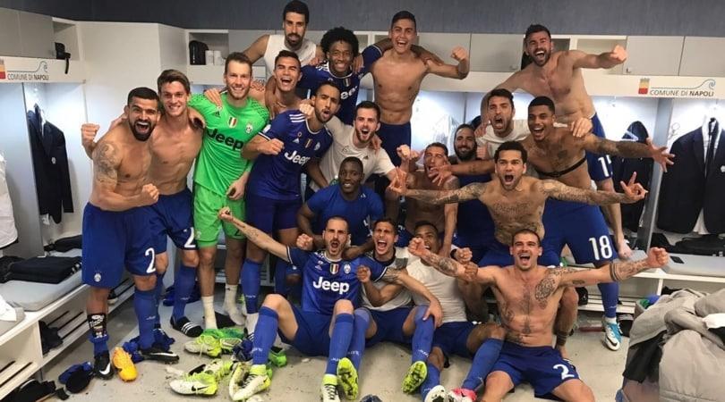 Coppa Italia, finale Juve-Lazio. Il Napoli vince ma non basta