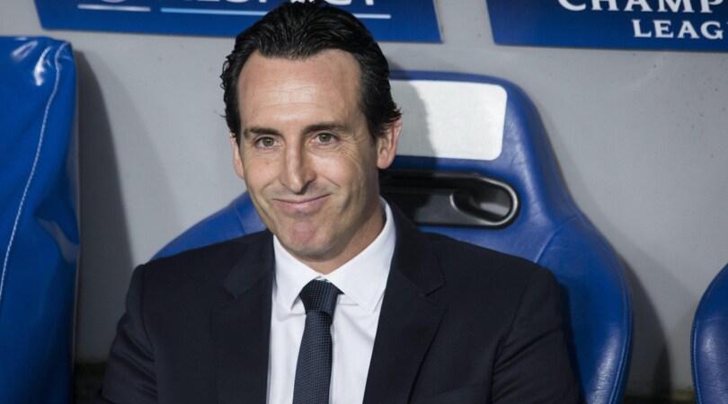 Calciomercato Roma, Unai Emery in pole per la panchina