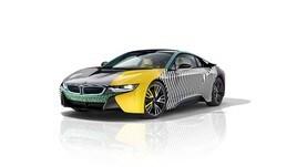 BMW i3 e i8, quelle ispirate al Memphis Design by Lapo Elkann