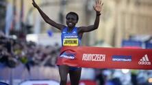 Quattro Record del Mondo a Praga Half Marathon