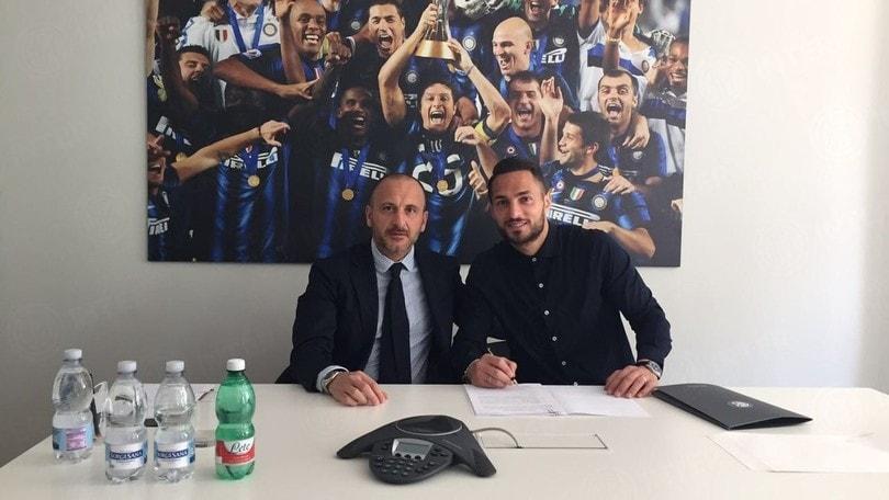 Rinnovo D'Ambrosio: con l'Inter fino al 2021