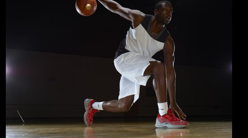 e Dwyane basket Sport storia del Wade Ning nella Li dello Corriere 440fqrT