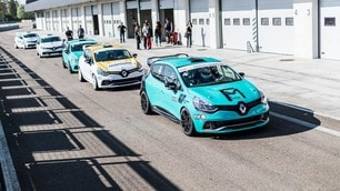 Renault Clio Cup a Modena