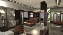 A Bari una nuova boutique per Boggi Milano