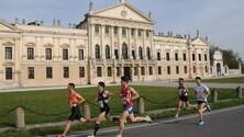 Domenica la Dogi's Half Marathon
