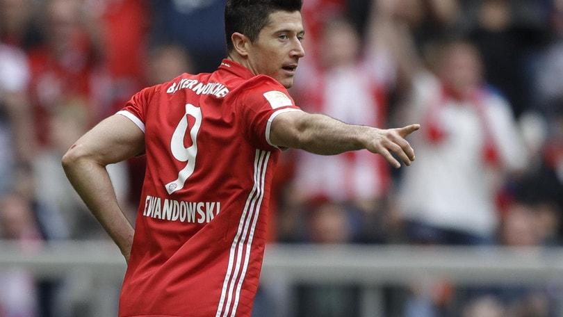 Scommesse Bundesliga, Bayern-Borussia: Lewandowski batte Aubameyang