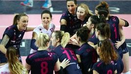 Volley: A2 Femminile, Filottrano si gioca il secondo match point contro Pesaro