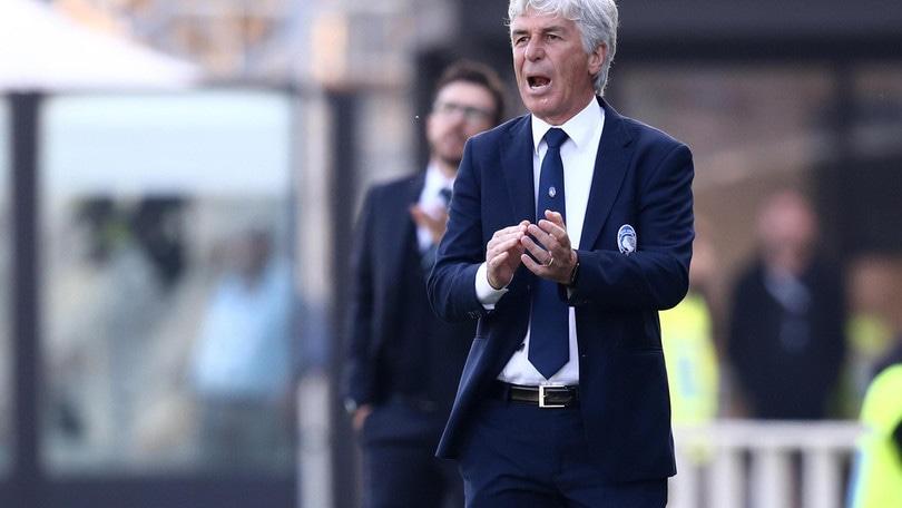Serie A, Gasperini: «Atalanta, sono felice lo stesso. Peccato per Gomez»