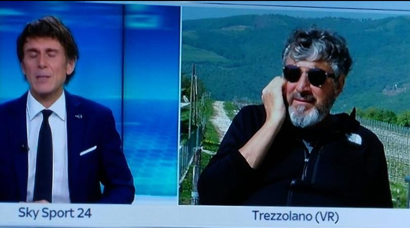 Malesani: «Totti e Rivera sono stati i due giocatori che ho ammirato di più»