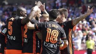 Valencia, Zaza show: segna due gol e travolge il Granada