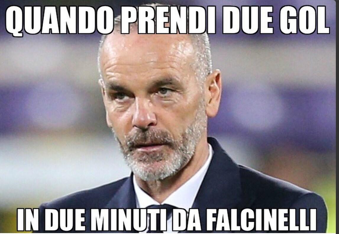 L'Inter perde contro il Crotone: sul web rabbia e ironia