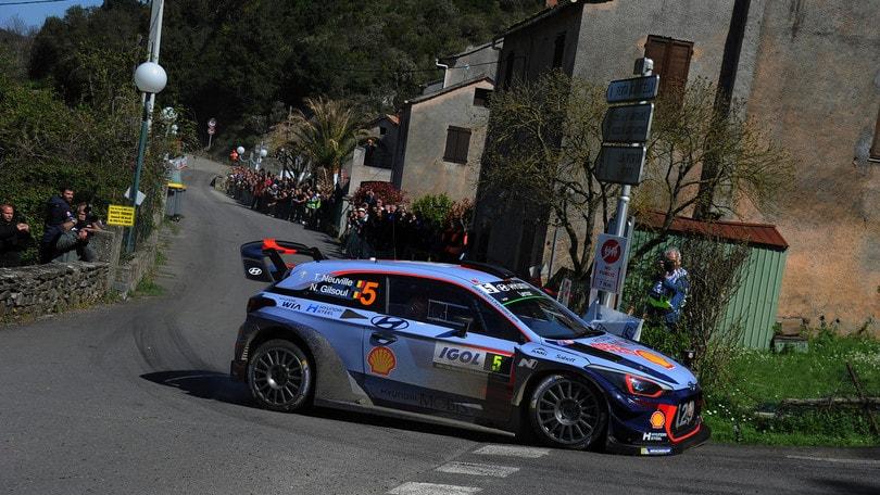 Rally di Francia: vince Neuville, Ogier secondo