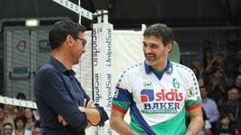 Volley: Che festa per Papi e Zlatanov !