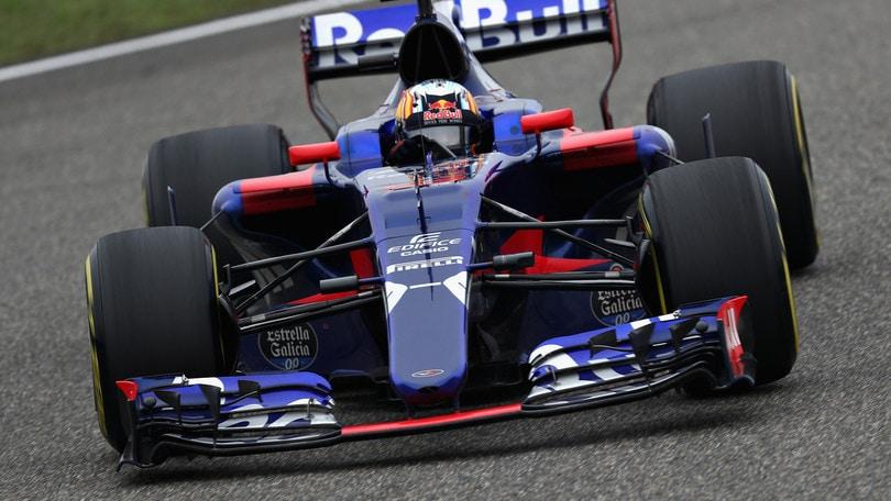 F1 Toro Rosso, Sainz: «Wow, che gara!»