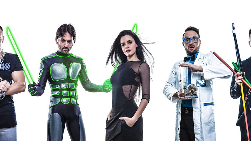 Magia al Teatro Vittoria: torna la Gang of Magic