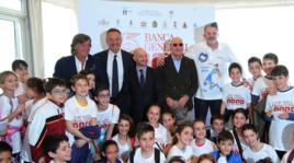 """Panatta, Lucchetta, Graziani e Juri Chechi: tutti insieme a """"Un Campione per Amico"""""""