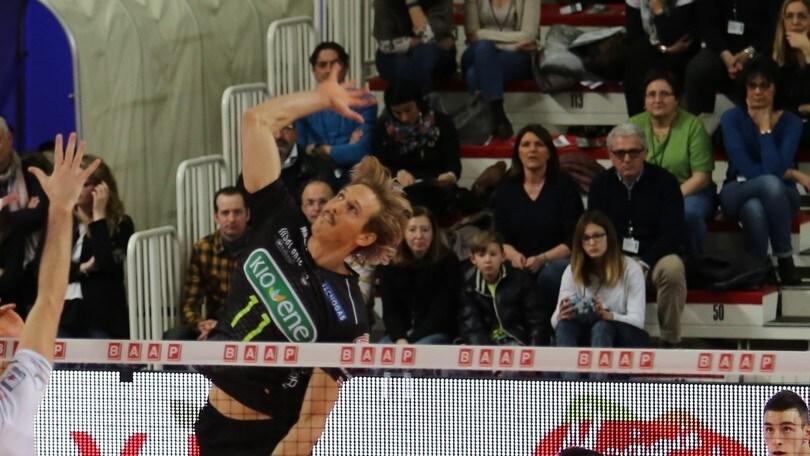 Volley: Superlega, Taylor Averill primo acquisto di Milano per la prossima stagione
