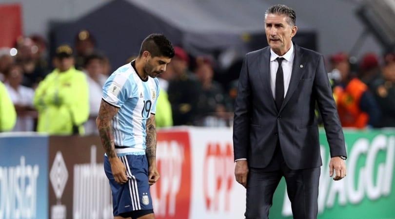 Argentina, esonerato il ct Bauza, Sampaoli il preferito per la sostituzione