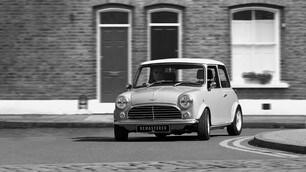 Mini Remastered, un'auto d'epoca con la tecnologia di oggi