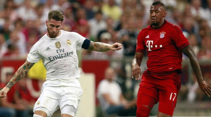 Bayern-Real Madrid, Sergio Ramos: decisivo nel 4-0 del 2014, ora a rischio squalifica
