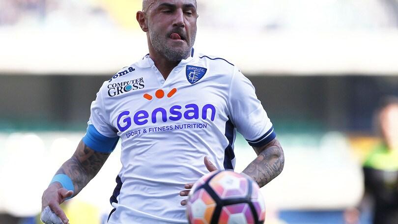 Serie A, Maccarone: «Empoli, è vietato avere paura»