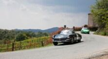 Le auto storiche protagoniste al Trofeo Tollegno 1900 - Revival Lana Gatto