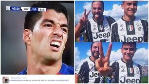 Barcellona ko. E i tifosi della Juventus si scatenano sul web