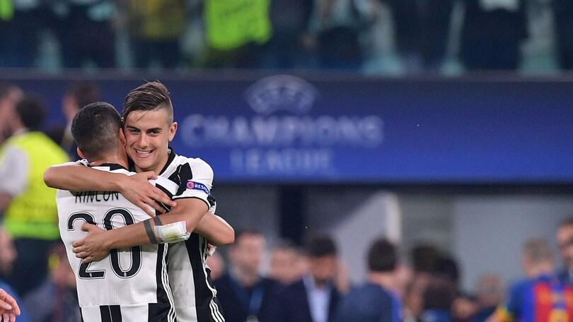 Champions, colpo Juve: in quota bianconeri favoriti per la coppa