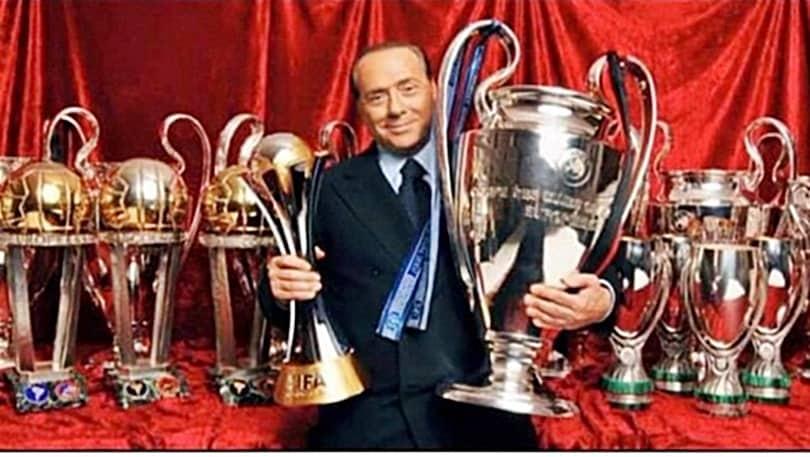 Berlusconi e il Milan: 31 anni di storia in 31 scatti