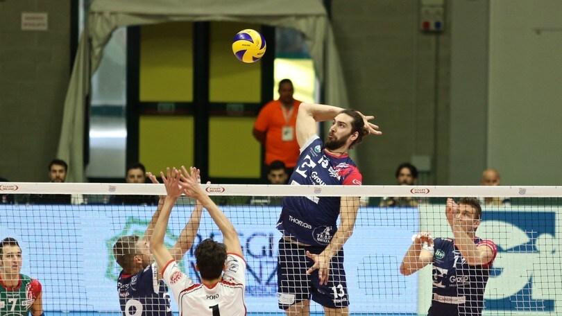 Volley: Play Off 5° posto, Monza a Molfetta per chiudere i conti