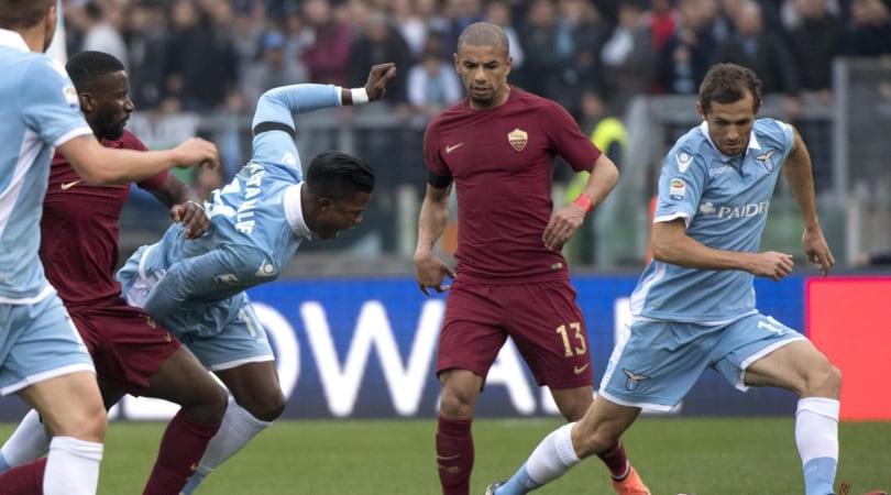 Non solo Milano: anche il derby di Roma si giocherà alle 12.30