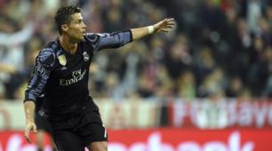 Bayern Monaco-Real Madrid 1-2, le immagini della doppietta di Ronaldo