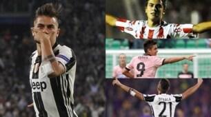 Dybala, rinnovo da top player con la Juventus: ecco la fotostoria della Joya
