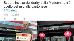 Closing Milan, tutto concluso: sul web impazza l'ironia