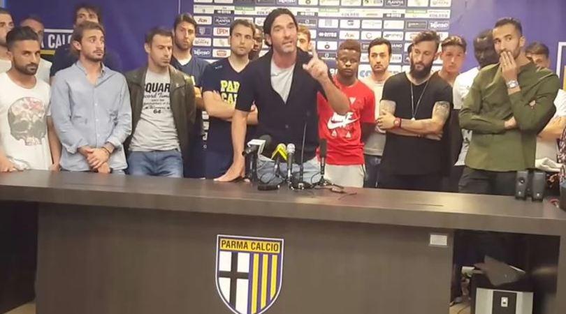 Caso scommesse Parma-Ancona, rabbia Lucarelli: «Fate nomi e cognomi!»