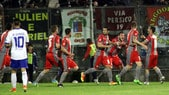Lega Pro Cremonese-Lucchese 1-0. I grigiorossi tengono la vetta