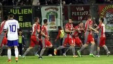 Lega Pro Alessandria, pari: Cremonese prima