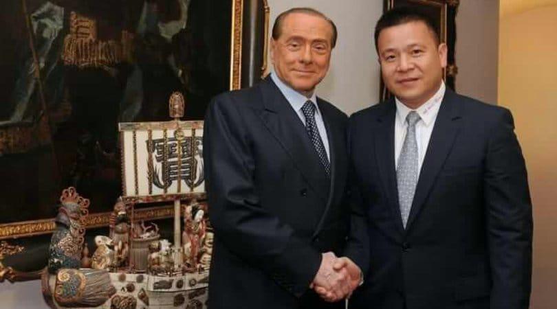 Cessione Milan, ufficiale: Li Yonghong nuovo proprietario, finita l'era Berlusconi