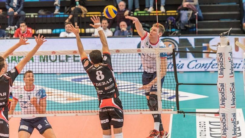 Volley: Play Off 5° posto, Monza si qualifica per la Final Four