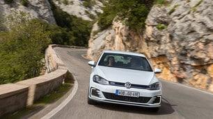 Volkswagen Golf GTE: foto