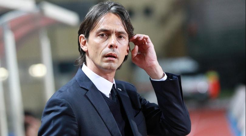 Inzaghi: punti persi per colpa dell'arbitro