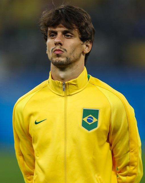 Rodrigo Caio, 23 anni, mediano del San Paolo