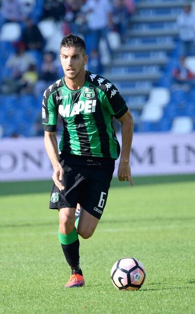 Lorenzo Pellegrini, 20 anni, centrocampista centrale del Sassuolo