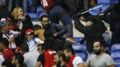 Europa League, incidenti Lione-Besiktas: azione disciplinare dell'Uefa
