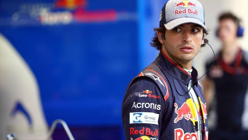F1 Toro Rosso, Sainz frustrato: «Cercherò di recuperare»