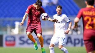 Roma-Atalanta 1-1: Dzeko risponde a Kurtic