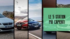 Le 5 station wagon più capienti sul mercato