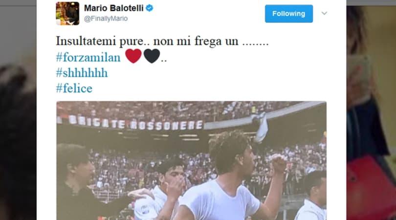 Calciomercato, Balotelli: